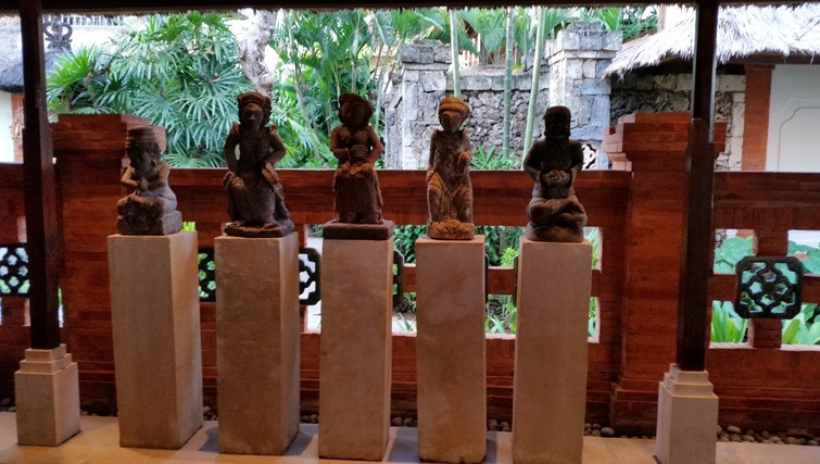Hotel Tandjung Sari Sanur Bali