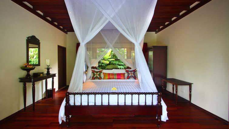 BeingSattvaa Guest Room