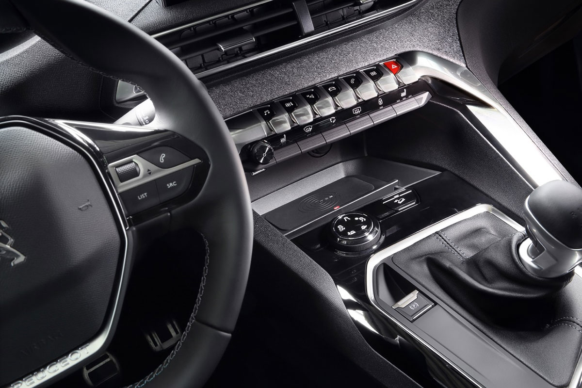 hight resolution of inbay qi charging tray for your peugeot 3008