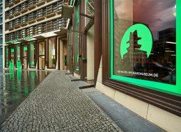 Spionagemuseum Fassade