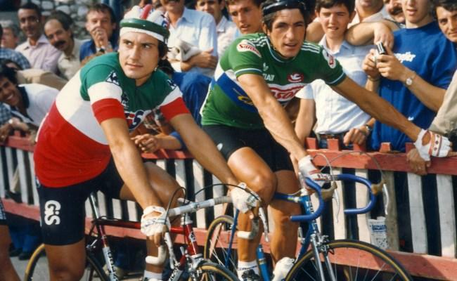 Francesco Moser Sanson Giuseppe Saronni 1980