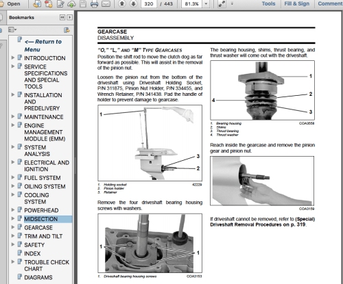 small resolution of yamaha outboard repair manual
