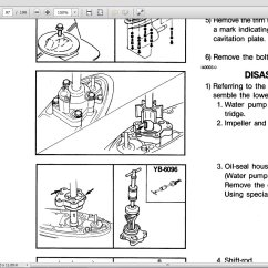 Yamaha 90hp Outboard Wiring Diagram 6 Speaker Download Repair Manual 1982 2014