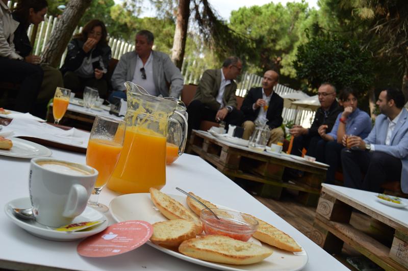 Risultati immagini per desayuno valenciano
