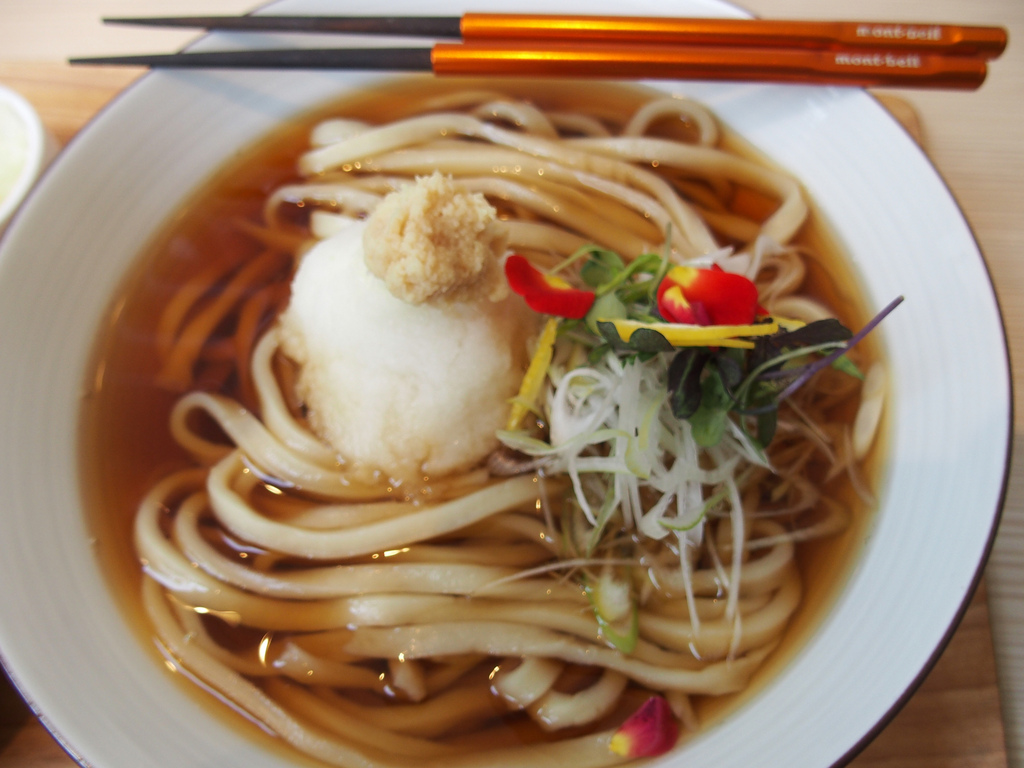 Sustainable Sweet [Spring] Talk at Taiko Udon