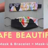 Be Safe Beautifully- MaskLet