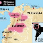 FARC in Colombia
