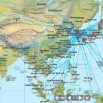 China Air Routes