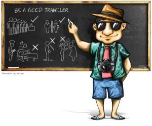 Chinese Travelers (1)