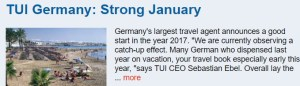 Germany Strong January