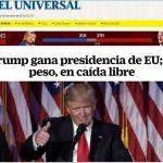 Trump Wins Mexico Headline