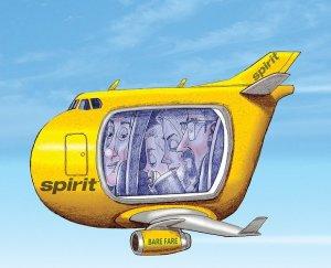 Spirit Worst Airline