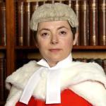 Lady Justice Sharp