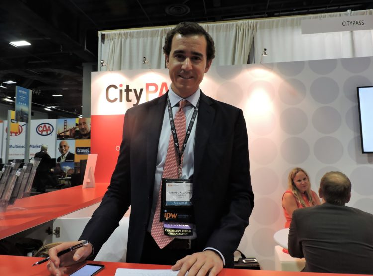 Brian Gallagher, director program management and business development, CityPASS.