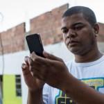 BRAZIL-TECHNOLOGY-PHONE