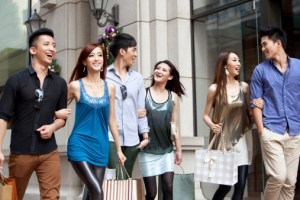 """Hey, Big Spender! Chinese Millennials """"Earn it and Burn it"""""""