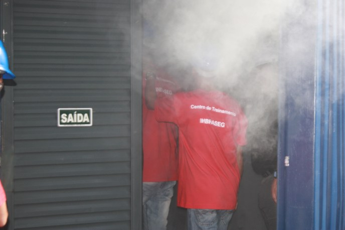 CASA DA FUMAÇA BRIGADA INBRASEG
