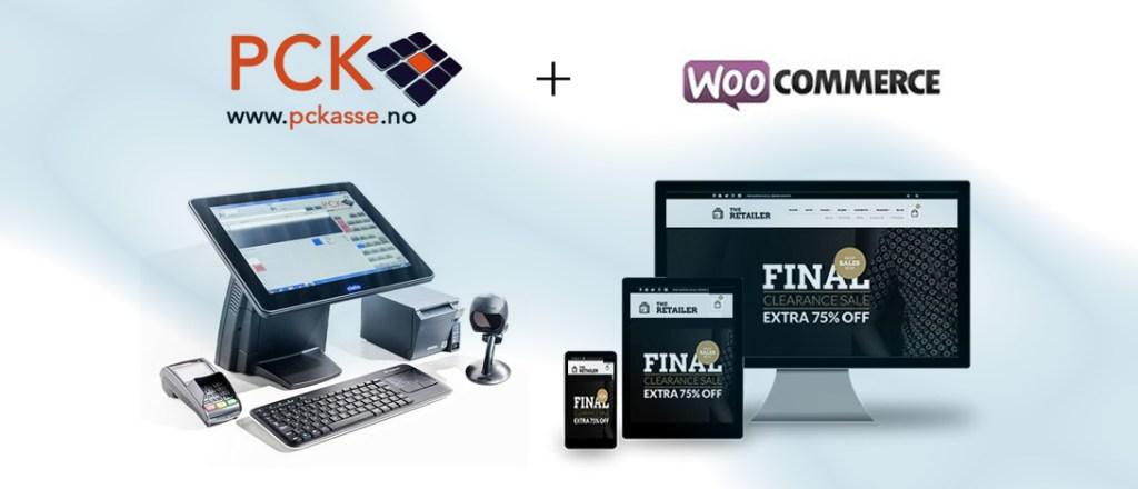 PCK + WooCommerce fra InBusiness