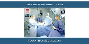 Clínica INCA - Quirofano Inteligente