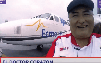 JULIANA OXENFORD Y ECMO JET EN RESCATE DE PACIENTES CON INFARTO CARDIACO FULMINANTE
