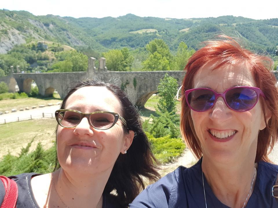 Angela e Monica: In camper con Gusto