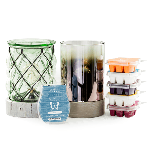 PERFECT SCENTSY BUNDLE 45 SCENTSY WARMERS Amp SCENTSY