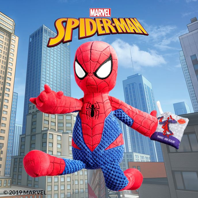 SPIDER-MAN SCENTSY BUDDY | MARVEL THE AVENGERS | Scentsy® Online ...