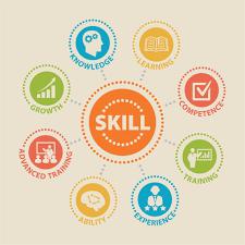 Si dice le skill o le skills?