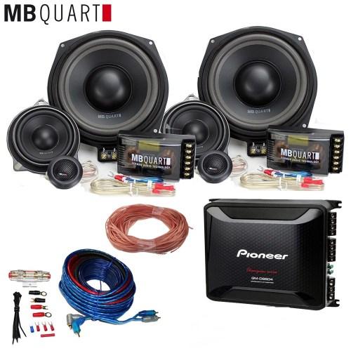 small resolution of bmw audio upgrade door component speakers subwoofers amplifier wiring kit
