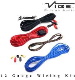 cl12awk v7 vibe 12 awg 250 watts car amplifier wiring kit [ 1000 x 1000 Pixel ]