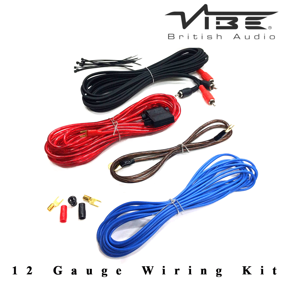 medium resolution of cl12awk v7 vibe 12 awg 250 watts car amplifier wiring kit