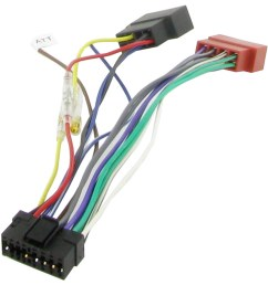 connects2 ct21so01 sony 16 pin iso car stereo radio wiring harness lead [ 1000 x 1000 Pixel ]