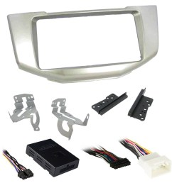 lexus rx300 rx350 double din car stereo fascia jbl amp turn on wiring harness [ 1000 x 1000 Pixel ]