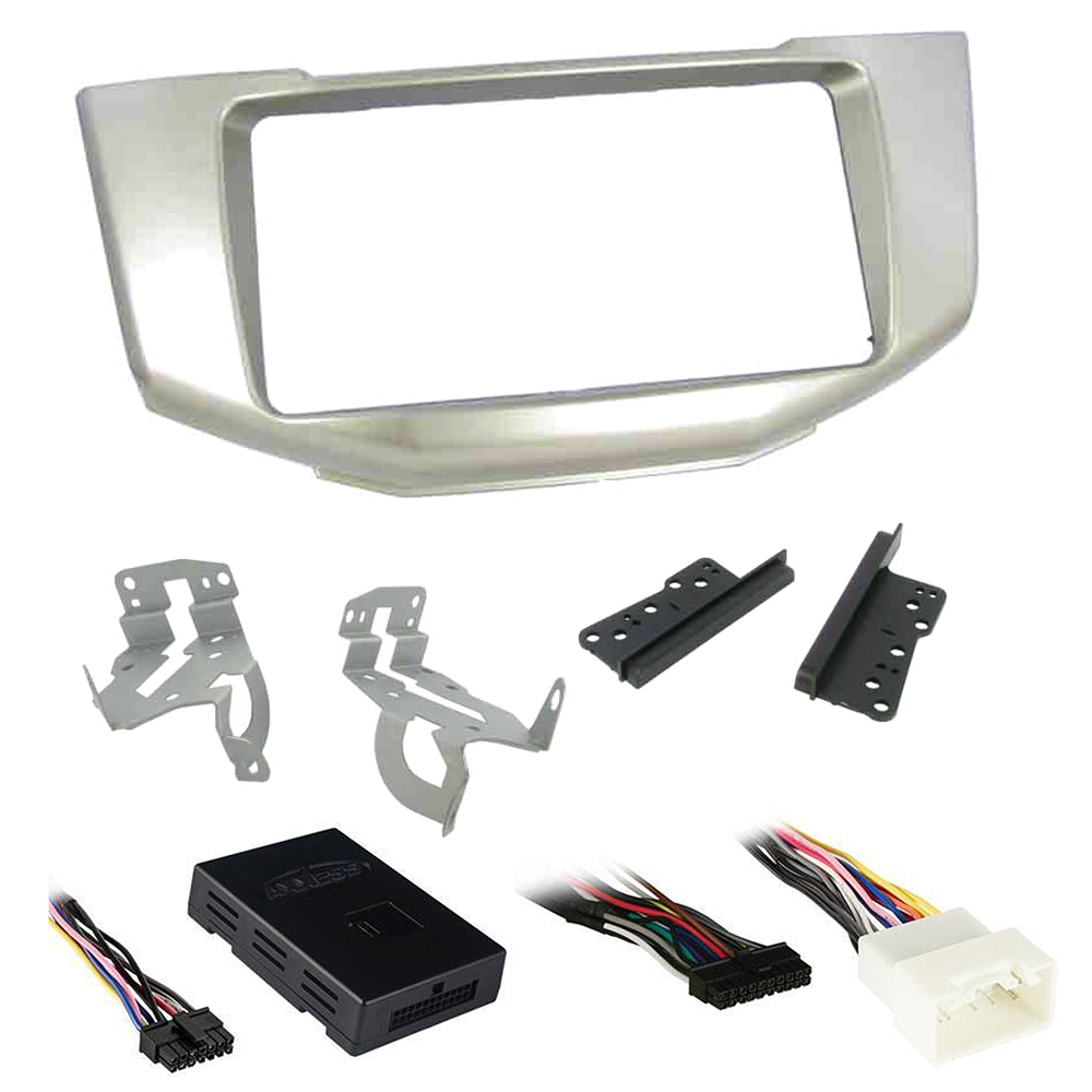 medium resolution of lexus rx300 rx350 double din car stereo fascia jbl amp turn on wiring harness
