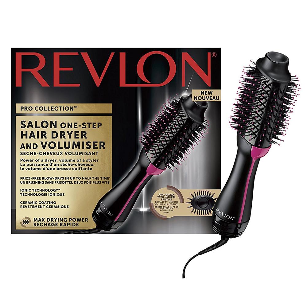 Revlon Salon One Step Lightweight Hair Dryer And Volumiser
