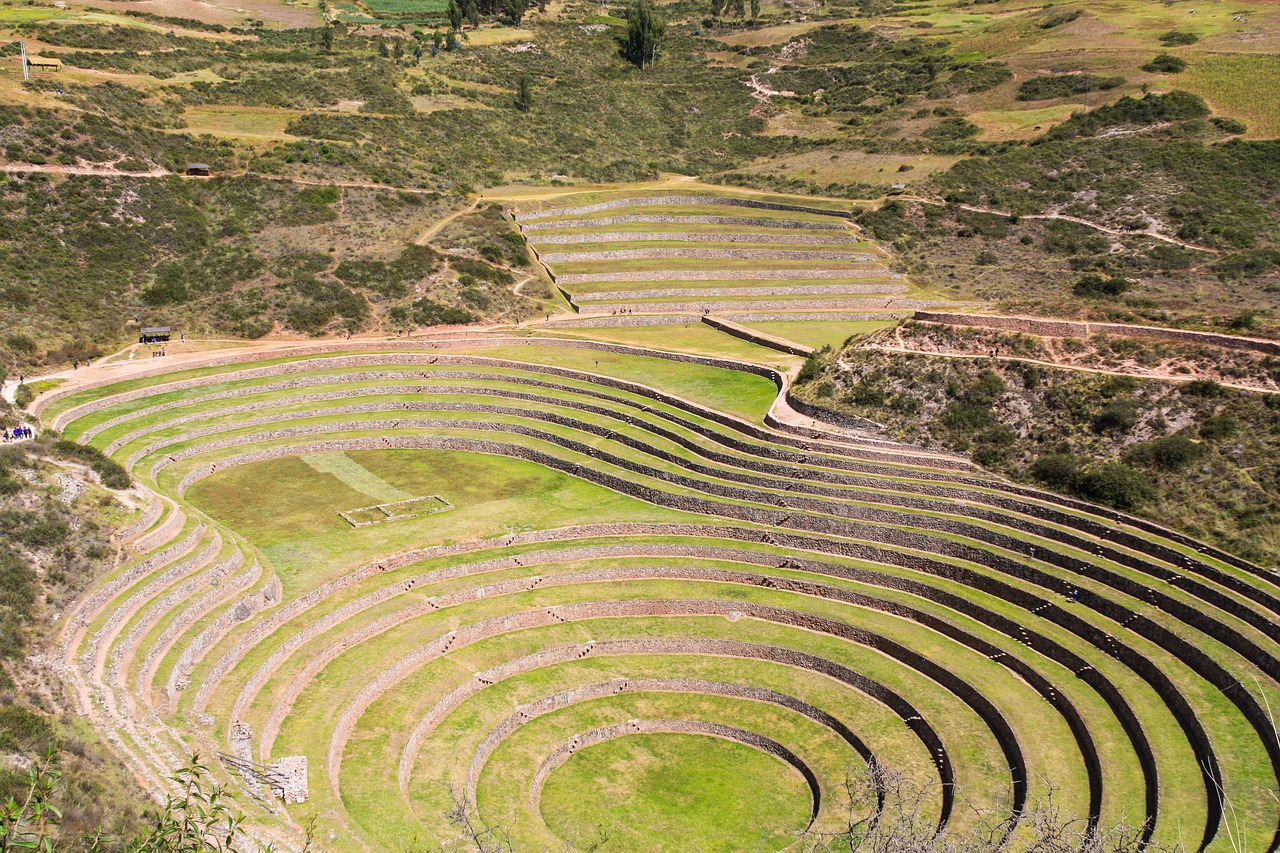 valle sagrado moray
