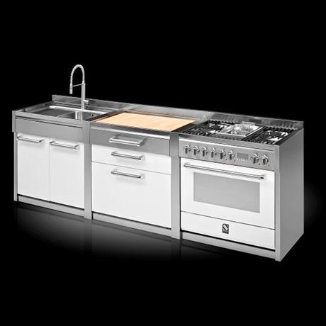 Cucine professionali STEEL  Incasso Store