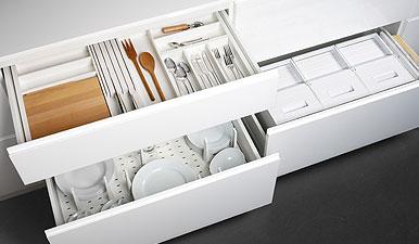 Accessori mobili per cucina Vendita e installazione  Incasso Store