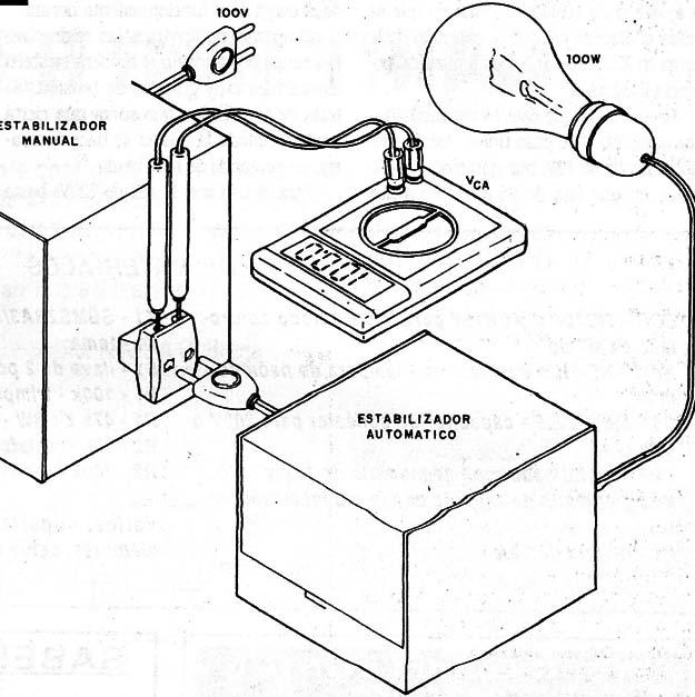 Estabilizador Automatico de Tensión (ART147S)