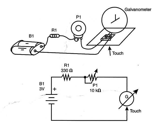 Experimental Galvanometer (ART246E)