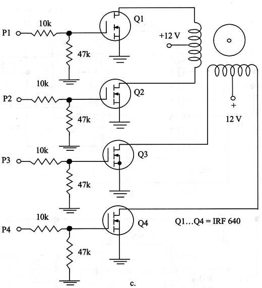 How to Use Stepper Motors (MEC014E)