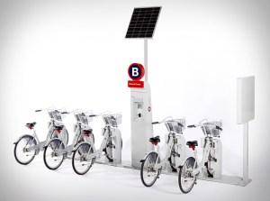 B-Cycle Bike Rentals in Denver
