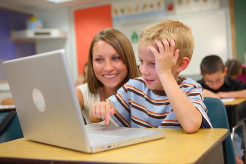 How can schools improve their paperless processes?