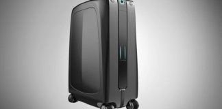 Take your travel experience to next level with this AI powered suitcase
