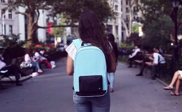 The Daypack backpack