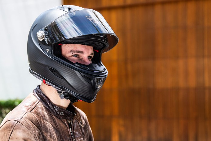 Forcite smart motorcycle helmet