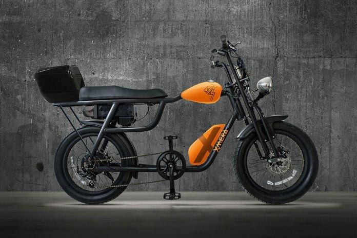 Xmera Bike – The first bionic bike