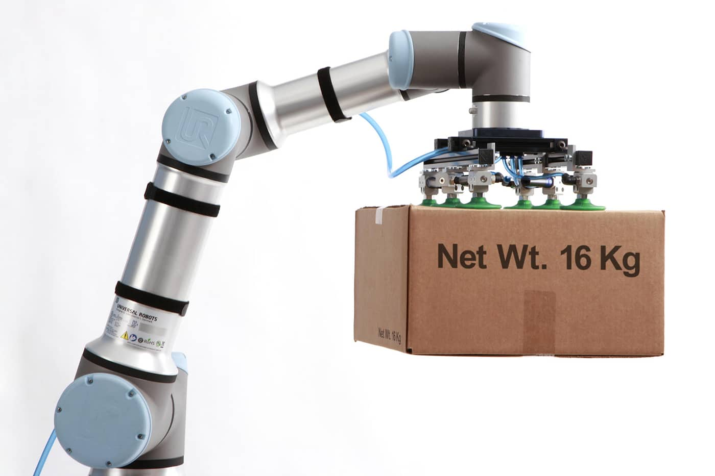 Universal Robots' new heavy-duty cobot speeds up automation