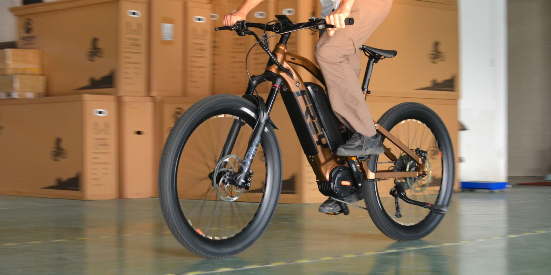 Frey Bike unveiled its two high-power and high-speed e-bikes