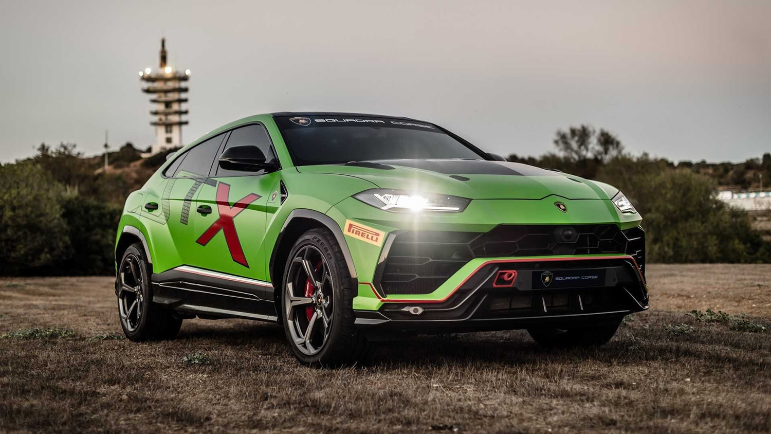 The new Lamborghini Urus ST-X will arrive this year
